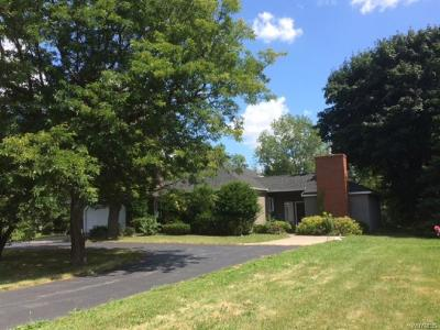 Lancaster Single Family Home A-Active: 3219 Town Line Road