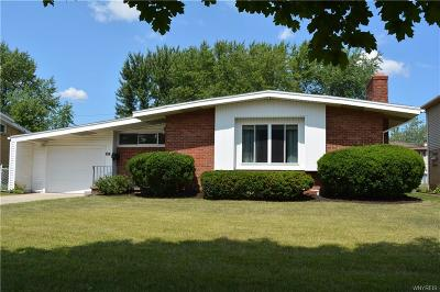 Amherst Single Family Home A-Active: 86 Noel Drive