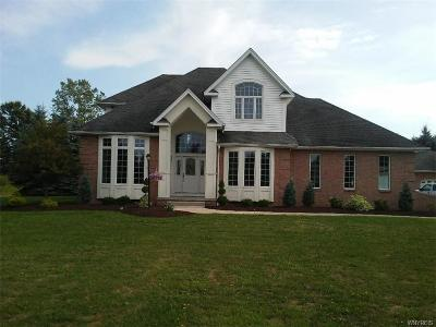 Erie County Single Family Home A-Active: 10645 Keller Road