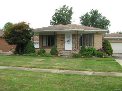 Lackawanna Single Family Home A-Active: 69 Ludel