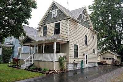 Batavia-City NY Single Family Home A-Active: $104,900