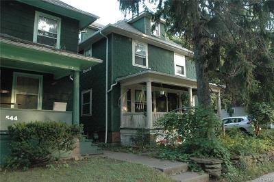 Rochester Single Family Home A-Active: 538 Conkey Avenue