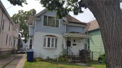 Buffalo NY Single Family Home U-Under Contract: $39,888