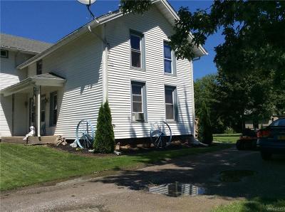 Niagara County Multi Family 2-4 A-Active: 2907 Wilson Cambria Road