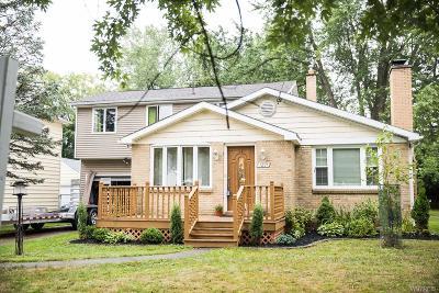 Niagara County Single Family Home A-Active: 1291 Parkview Drive