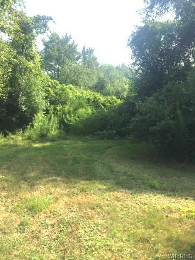 Orchard Park Residential Lots & Land A-Active: V/L Ellicott Road