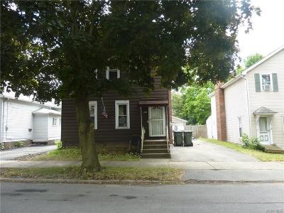 Niagara County Multi Family 2-4 A-Active: 229 Miller Street