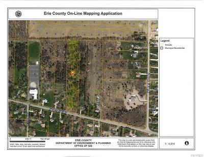 Erie County Residential Lots & Land A-Active: Powers Road