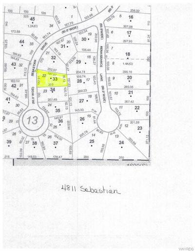 Residential Lots & Land U-Under Contract: 4811 Sebastian Drive