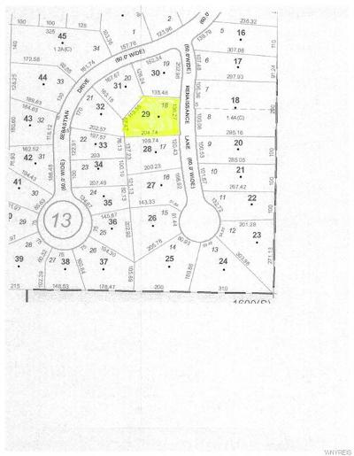 Residential Lots & Land U-Under Contract: 4810 Renassance Drive
