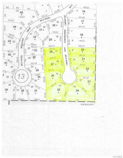 Residential Lots & Land U-Under Contract: Renaissance Lane