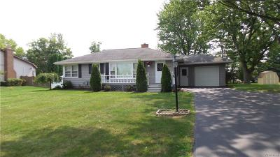 Niagara County Single Family Home A-Active: 6236 Hamm Road