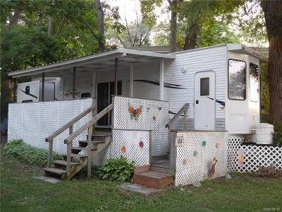 Niagara County Single Family Home A-Active: 1809 West Lake Road