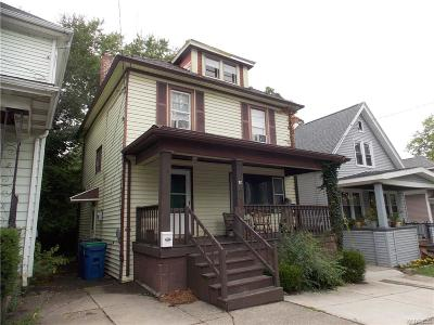 Amherst Single Family Home A-Active: 82 Springville Avenue