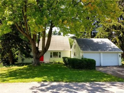 Niagara County Single Family Home A-Active: 5816 Bear Ridge Road
