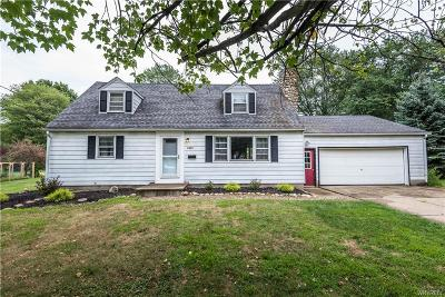 Eden NY Single Family Home A-Active: $184,900