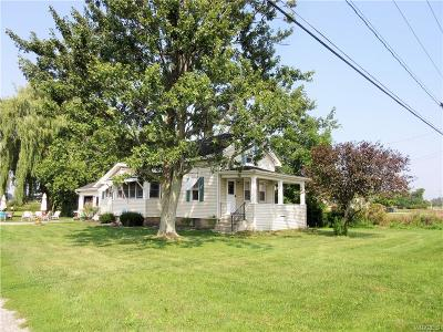 Niagara County Single Family Home A-Active: 6622 Nash Road