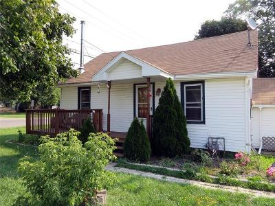 Niagara County Single Family Home A-Active: 3204 Lockport Road