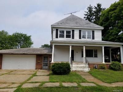Angola Single Family Home A-Active: 73 Center Street