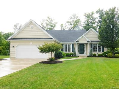 Orchard Park Single Family Home A-Active: 102 Breezewood Drive