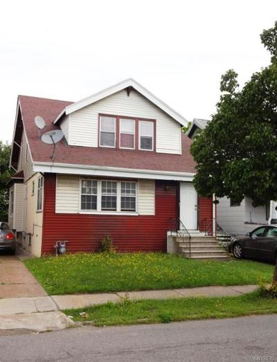 Buffalo Single Family Home A-Active: 472 East Amherst Street