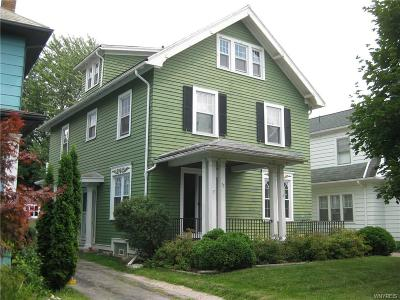 North Buffalo Single Family Home U-Under Contract: 75 Admiral Road