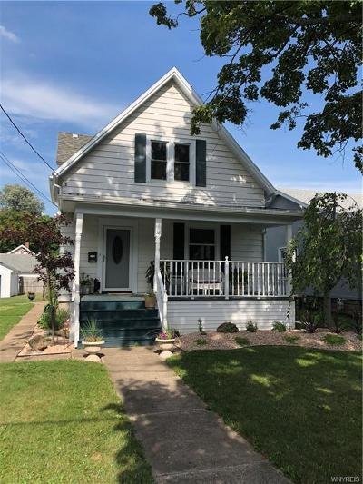 Niagara County Single Family Home A-Active: 78 Beverly Avenue