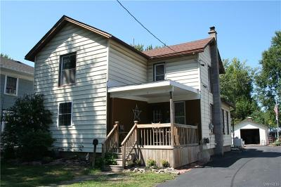 Niagara County Single Family Home A-Active: 323 Green Street