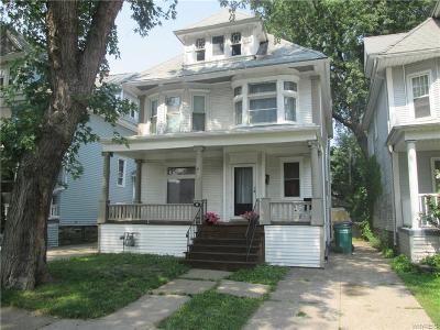 Erie County Single Family Home A-Active: 16 Fairview Place