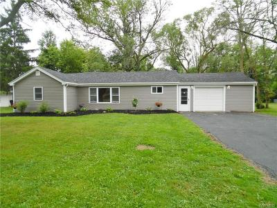 Niagara County Single Family Home A-Active: 1898 Youngstown Lockport Road