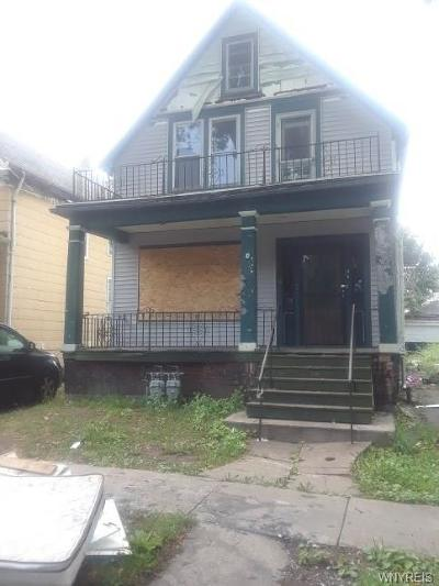 Erie County Multi Family 2-4 A-Active: 50 Cornwall Avenue