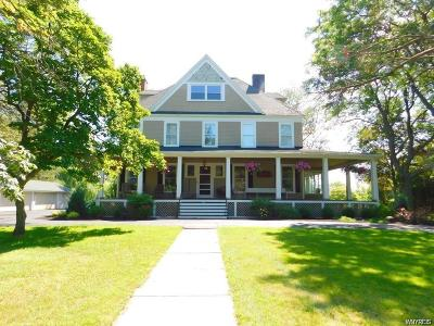 Niagara County Single Family Home A-Active: 3957 River Road