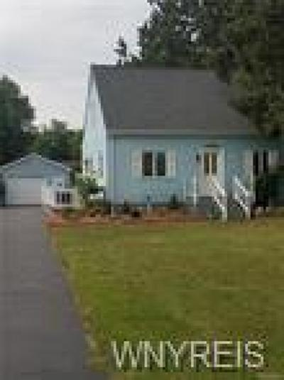 Erie County Single Family Home A-Active: 259 East And West Road