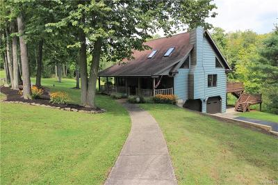 Chautauqua County Single Family Home A-Active: 1642 Manchester Road