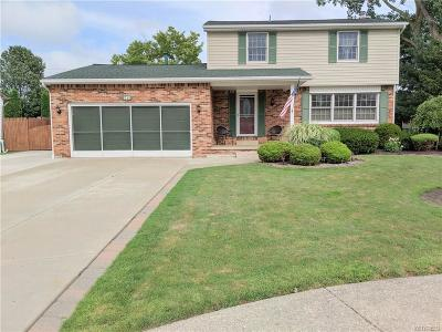 Erie County Single Family Home A-Active: 149 Royal Coach Road