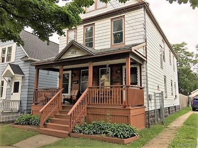 Erie County Multi Family 2-4 A-Active: 422 Benzinger Street