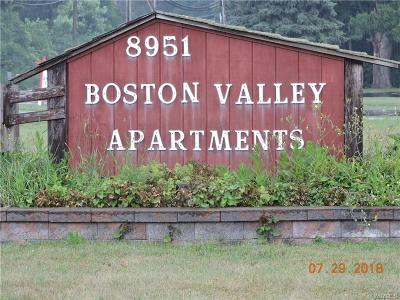 Erie County Multi Family 5+ U-Under Contract: 8951 Boston State Rd