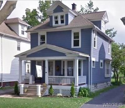 Rochester Single Family Home A-Active: 215 Albemarle Street