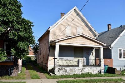 Buffalo NY Single Family Home A-Active: $16,500