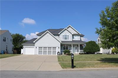 Grand Island Single Family Home A-Active: 108 Old Carriage House Road