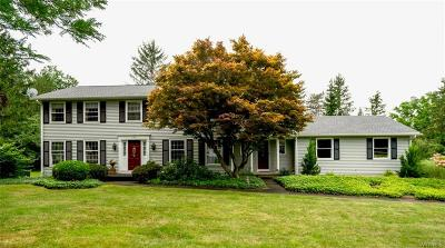 Orchard Park Single Family Home A-Active: 105 Fox Meadow Lane