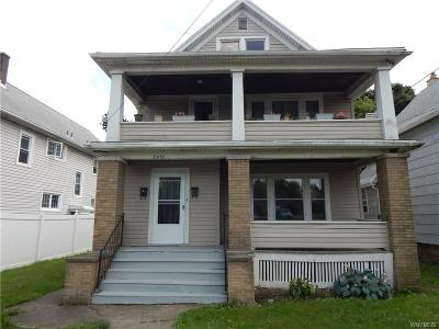 Niagara Falls Multi Family 2-4 U-Under Contract: 2437 Ontario Avenue