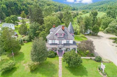 Allegany Single Family Home A-Active: 1759 Four Mile Road