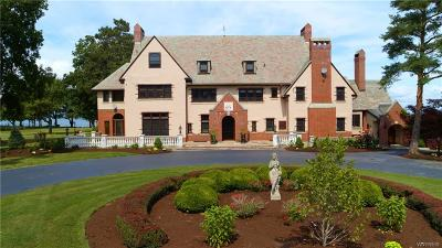 Derby NY Single Family Home A-Active: $1,490,000