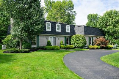Orchard Park Single Family Home A-Active: 115 Henning Drive