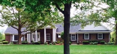 Lewiston Single Family Home A-Active: 554 Mountain View Drive