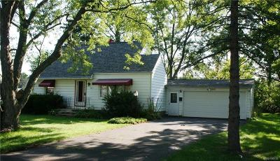Grand Island Single Family Home U-Under Contract: 3331 Warner Drive