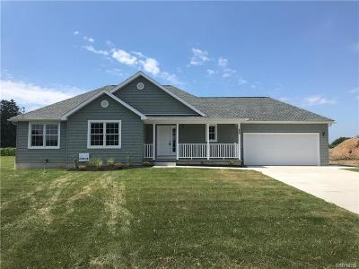 West Seneca Single Family Home For Sale: 282 Fisher Road