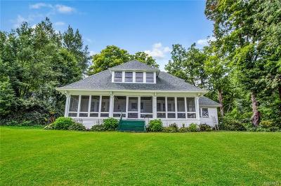 Perry Single Family Home A-Active: 3755 Club Road