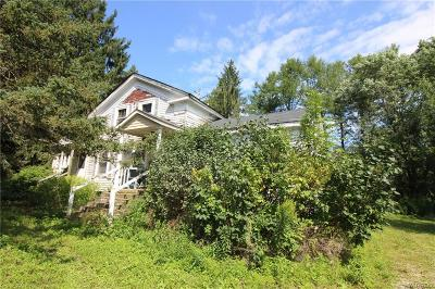 Eagle Single Family Home A-Active: 4317 Route 39